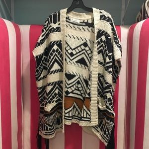Grace and Lace Poncho